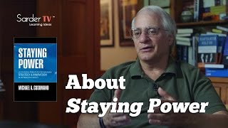 About your book Staying Power by Michael Cusumano, Author of Strategy Rules