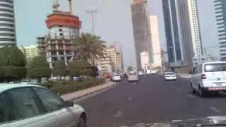 Sharq-Al Hamra Tower-March 2009 Kuwait