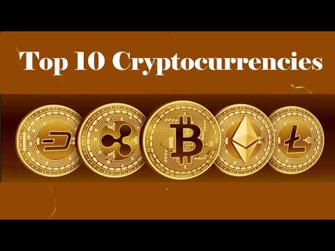 Top 10 Cryptocurrencies (2013-2019) |Top 10 Cryptocurrencies by Market Capitalization.