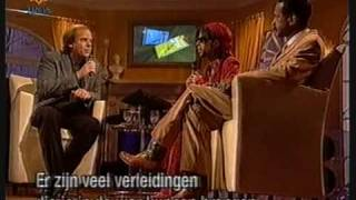 PRINCE, LARRY GRAHAM, GOD, MUSIC (interview 1999)