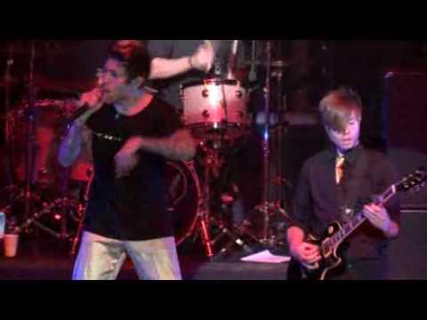 AFI - Medicate  (Live) [Festival Ulalume MTV 23/10/09]