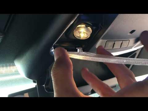 Chrysler 300 Interior LED Conversion
