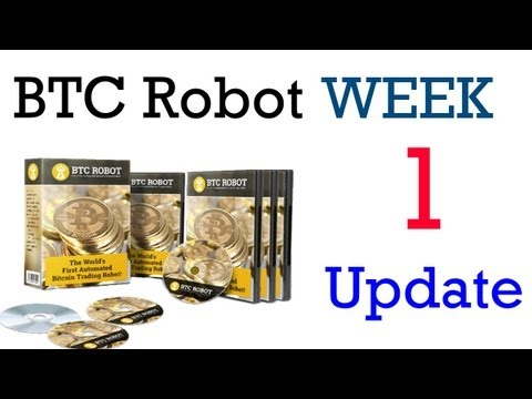 Bitcoin Robot Review Update After 1 Week