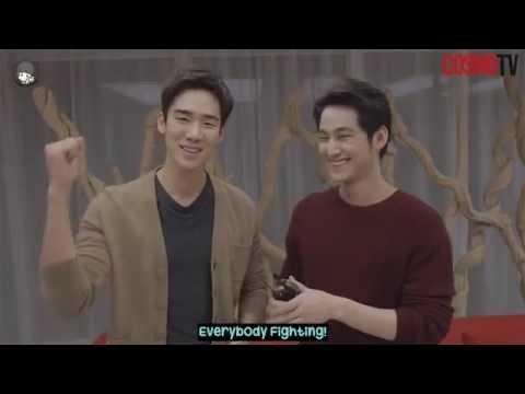 [YeoNiverse] (Eng Sub) 20141221 Cosmopolitan Korea Jan 2015 - Yoo Yeon Seok and Kim Bum 'Team Play'