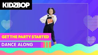 KIDZ BOP Kids - Get The Party Started (Dance Along) [KIDZ BOP All-Time Greatest Hits]
