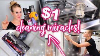 SATISFYING + FAST CLEANING YOU *NEED* TO DO TODAY (just trust me)