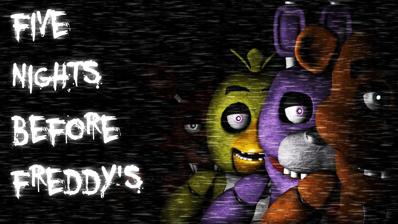 Five nights before freddys part 1 twenty years after the bite of 87