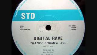 DIGITAL RAVE - TRANCE FORMER (WAVE MIX) 1992