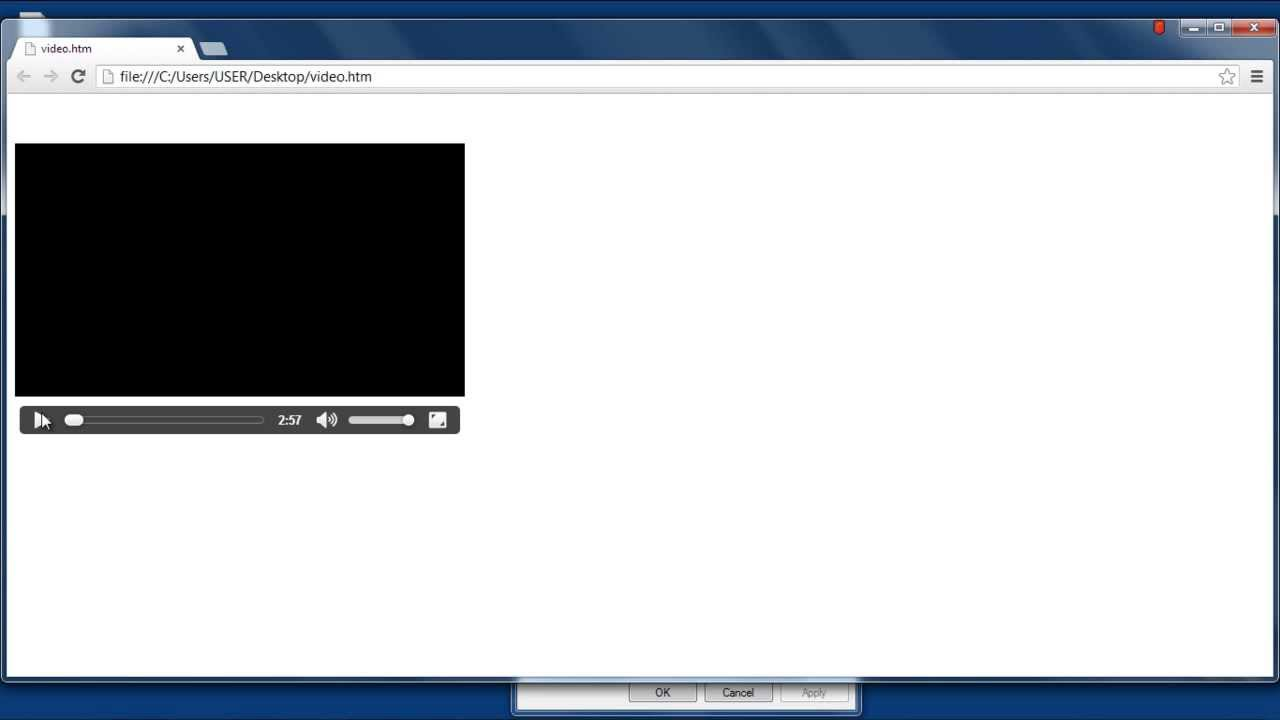 How to Embed Video to HTML Document