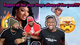 Megan Thee Stallion - Good News BEST ALBUM REACTION!!!