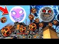 DO NOT SUMMON RED SUN AND LUNAR MOON AT THE SAME TIME IN MINECRAFT!