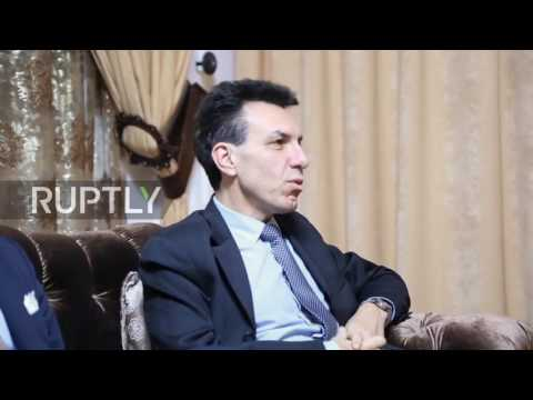 Libya: Italian ambassador arrives in E. Libya to meet with Tobruk parliament pres.
