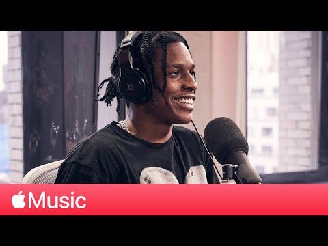 A$AP Rocky: Yam$ Day GRAMMYs and Janelle Monáe  Apple