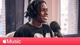 A$AP Rocky: Yam$ Day, GRAMMYs and Janelle Monáe | Beats 1 | Apple Music