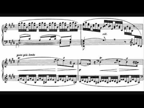 Xaver Scharwenka - Piano Concerto No. 3 in C sharp minor