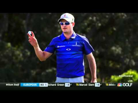 (HD) 2015 Valero Texas Open Round 1 Graeme McDowell withdraws