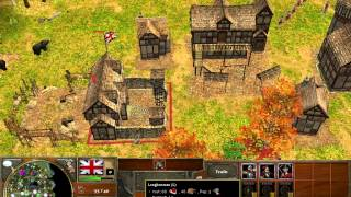 Age of Empires III: Game 2 part 1