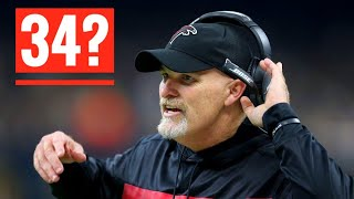 Atlanta Falcons Defense | 34 or Multifaceted Defense?