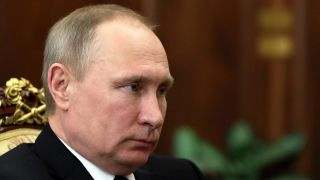 Russia's reaction to U.S. strike on Syria