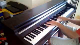 Guang Liang: Tong Hua Fairy Tale - (Full song Piano cover by M. Iglesias)