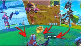"secret!! ""FOUILLET IN A BASSIN A MOULIN AND A PARASOL"" FORTNITE BATTLE ROYAL"