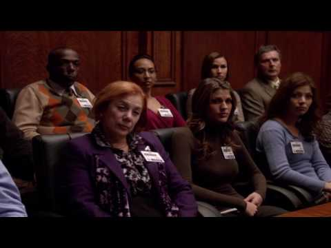 Lie To Me - Dr. Cal Lightman In Court