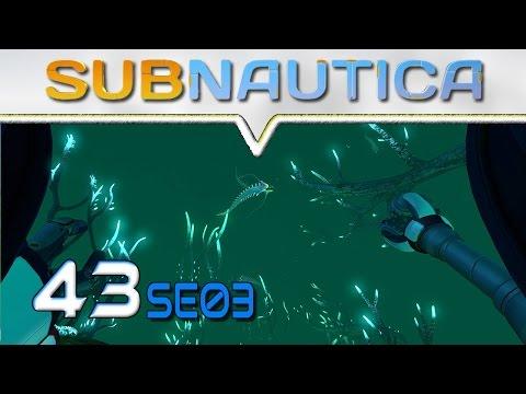 Nickel is Back ★ SUBNAUTICA #043 SE03  ★ Let's Play Subnautica Deutsch / German
