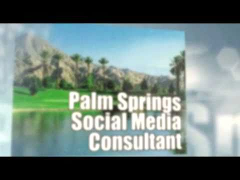 Palm Springs Social Media Consultant