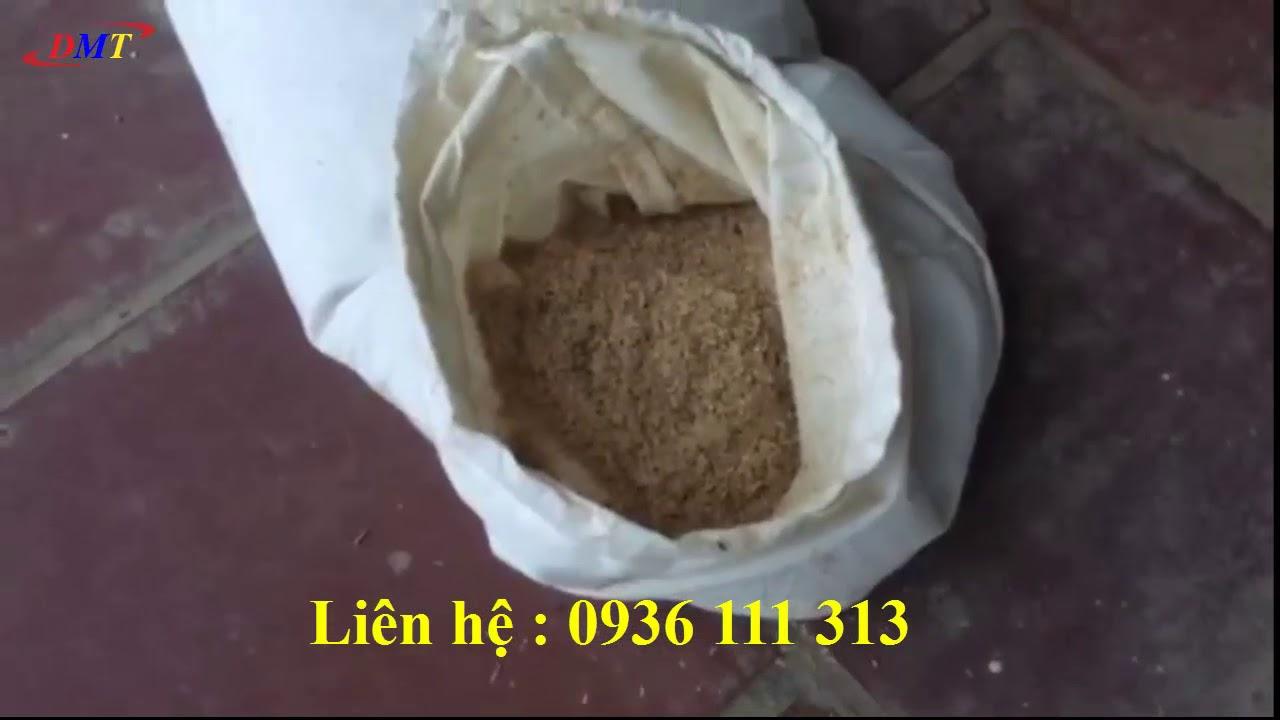 Máy Xát Gạo Gia Đình Xát 1 Lần Trắng LH : 0936111313 - YouTube