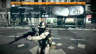 Battlefield 3 Ultra settings Conquest Operation Metro PC Gameplay GTX 550 Ti 2Gb HD