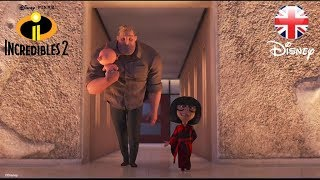 INCREDIBLES 2 | New Clip - Edna | Official Disney Pixar UK