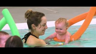 Puddle Ducks Baby & Pre-School Swimming Lessons - from birth to 4 years old