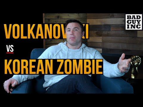 Korean Zombie called Alexander Volkanovski boring…is he now the next challenger?