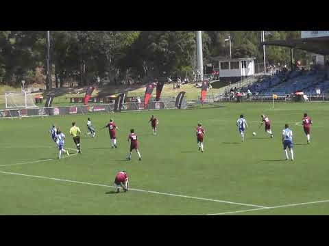 Capital Football v Qld Country