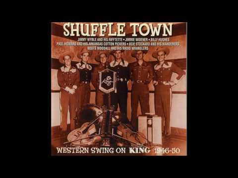 Jimmie Widener _  Shuffle Town