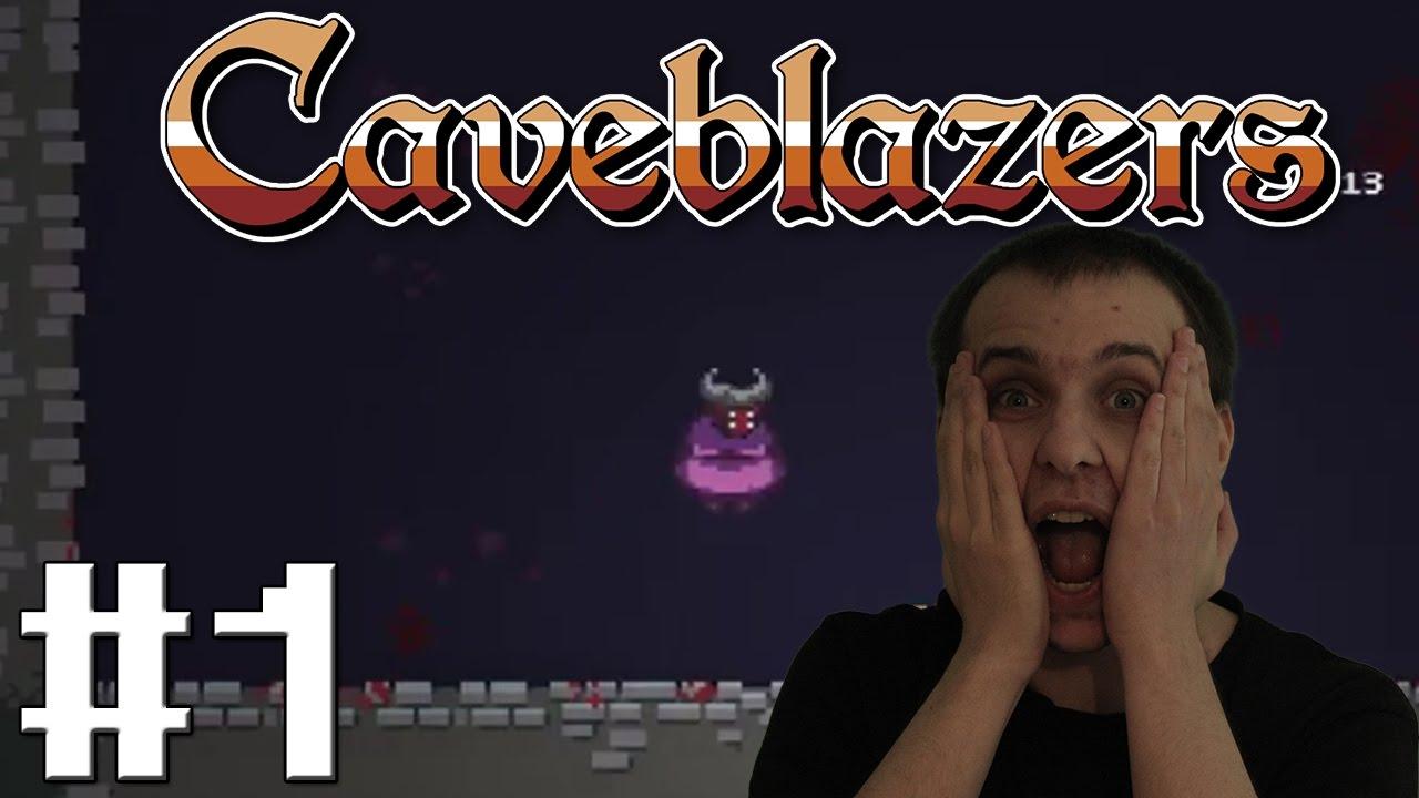 trza zwiedzi jaskinie ta gra jest genialna caveblazers 1 youtube. Black Bedroom Furniture Sets. Home Design Ideas