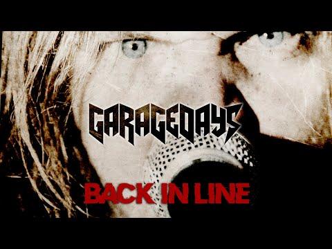GARAGEDAYS -Back In Line (2020) // official Clip // El-Puerto-Records