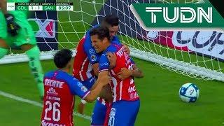 Golazo de Alexis Vega | Chivas 2 - 1 Santos | Copa Mx 19 - 20 | J2 | TUDN