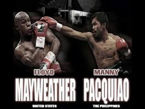 Mayweather Vs Pacquiao In 2015