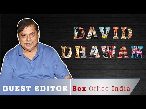 Guest Editor | David Dhawan | In Conversation with Box Office India