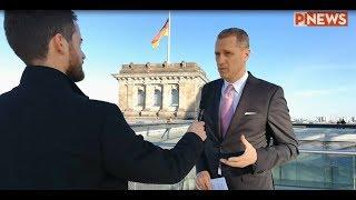 Petr Bystron (AfD) zum Ausstieg Österreichs aus UN-Migrationspakt