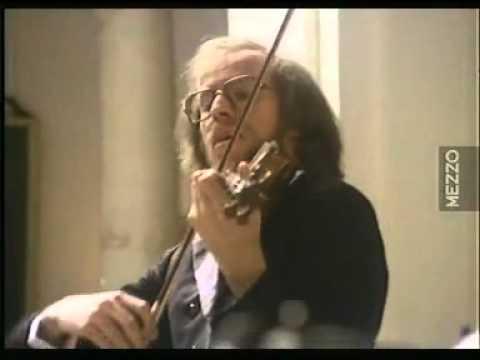 Gidon Kremer   Vivaldi 39 s Four Seasons   Spring I Allegro