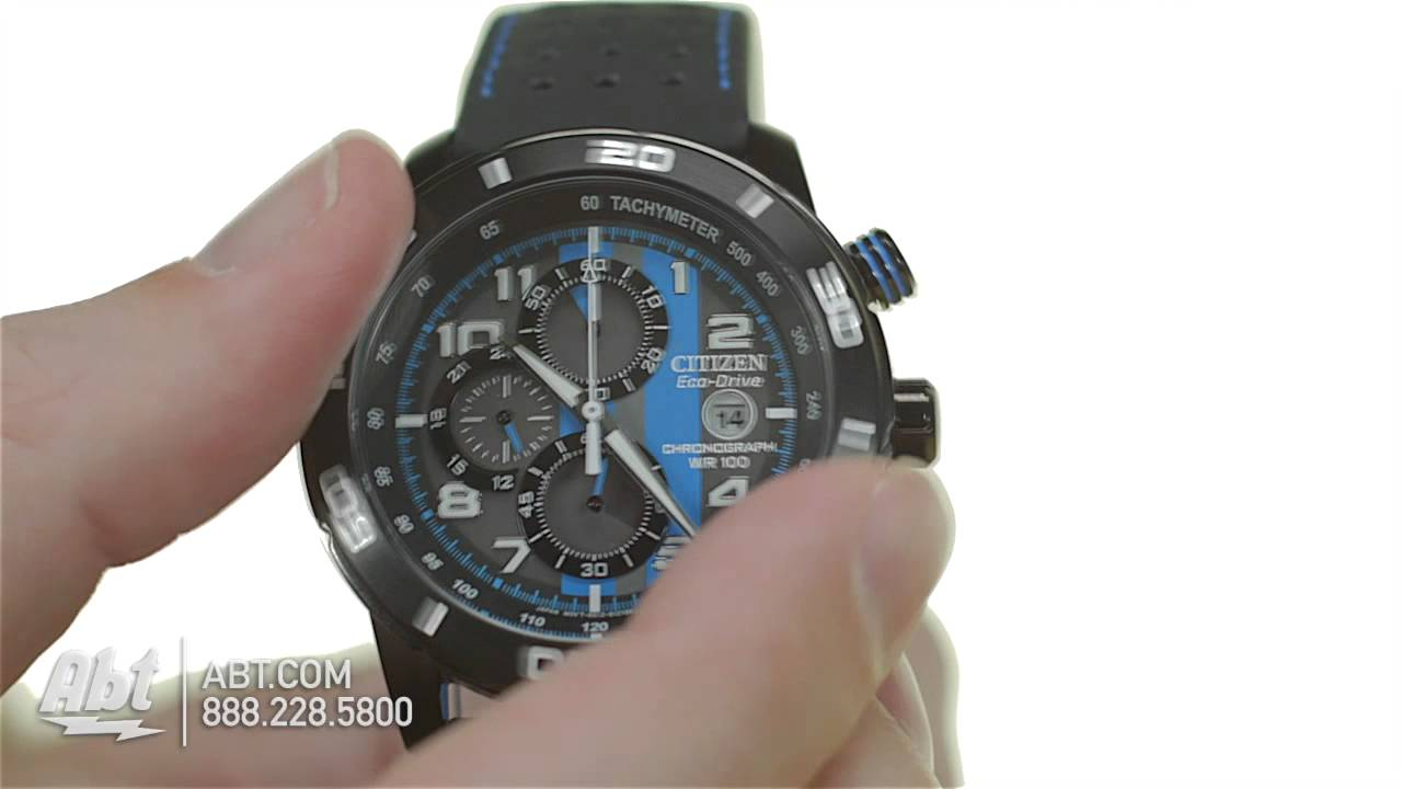 d25172f5aa1 Citizen Eco-Drive Primo Mens Watch CA046703E Overview - YouTube