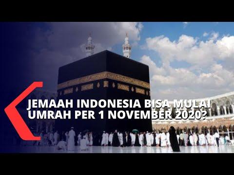 Apa Kabar Indonesia - Jakarta, tvOnenews.com - Ibadah untuk jamaah dari penjuru dunia akan mulai dib.