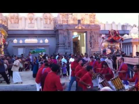 Shri Siva Vishnu Temple Melbourne Celebrations
