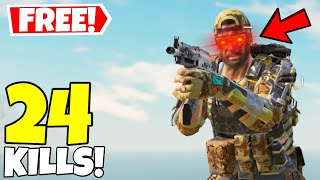 SURVIVAL OF THE FITTEST.EXE IN CALL OF DUTY MOBILE BATTLE ROYALE!