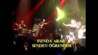 Funda Arar - Senden Öğrendim Video