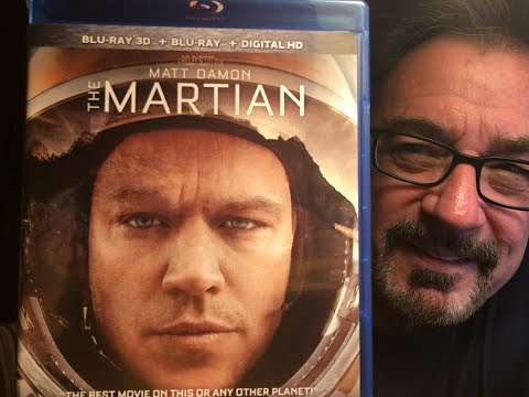 Download The Martian 3D movie review