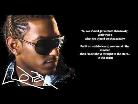 Lloyd - Get A Room - Lyrics *HD*