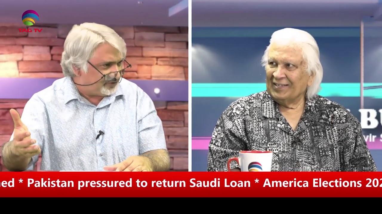 Pakistan Saudi Relations strained? U.S. Elections' Impact on South Asia-Tahir Gora&DrSharda @TAG TV